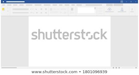 Browse word Stock photo © fuzzbones0