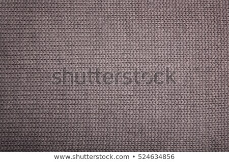 de · punto · negro · bufanda · textura · fondo · tela - foto stock © lana_m