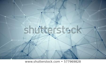 teknoloji · altyapı · soyut · sanat · arka · plan · güvenlik - stok fotoğraf © kirill_m