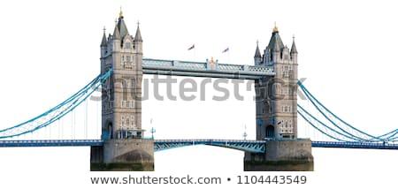 London bridge célèbre Rock arc port parc Photo stock © dirkr