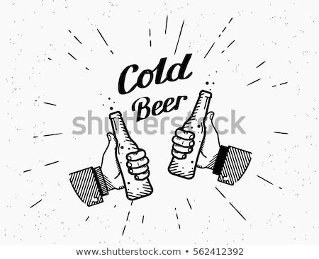 Good and cold beer Stock photo © carenas1