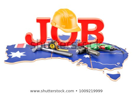 engineering consultant job vacancy 3d stock photo © tashatuvango