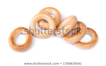 Bread-rings Stock photo © digitalr