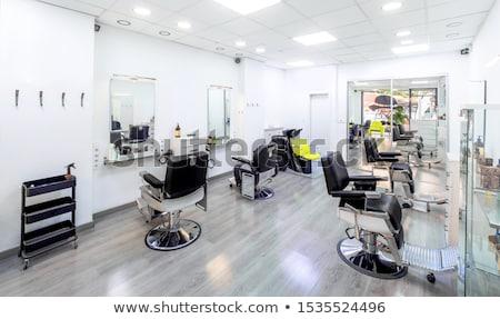 Hairdresser's salon Stock photo © adrenalina