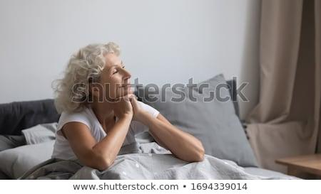 After sleep Stock photo © pressmaster