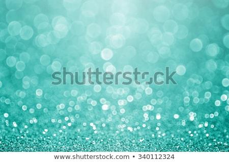 wazig · bokeh · cirkels · Blauw · kijken · zoals - stockfoto © timbrk