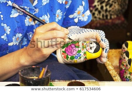 matryoshka dolls stock photo © sahua