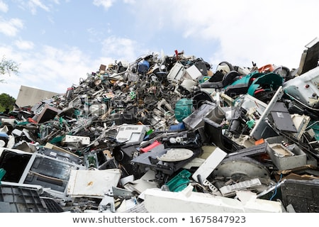 electronic waste Stock photo © gewoldi