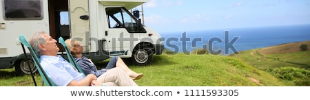 couple of campers stock photo © photography33