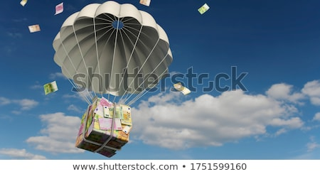 vészhelyzet · pénzügyi · Euro · jegyzetek · üzlet · egészség - stock fotó © Ansonstock