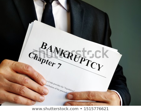 chapter 7 stock photo © lithian