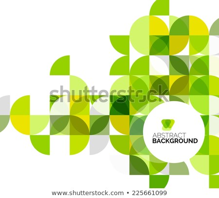 abstract eco elements Stock photo © pathakdesigner
