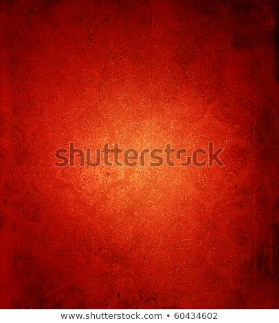 Grungy red mottled background texture Stock photo © Balefire9