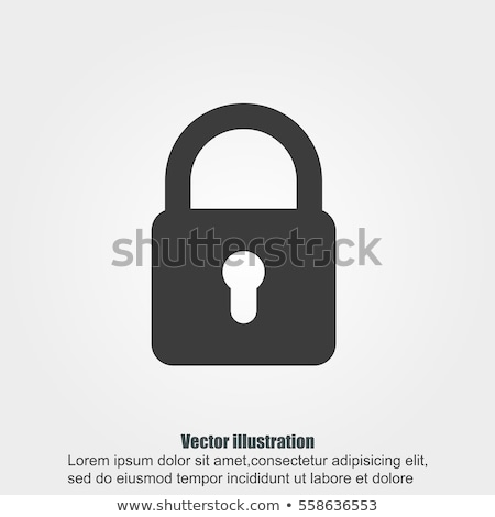Locked Stock photo © creisinger