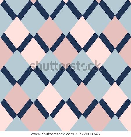 Diamant geometrisch patroon gekleurd briljant hoog Stockfoto © oneo