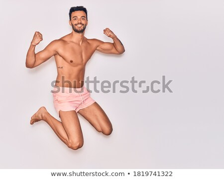 Man in Swimwear Stock photo © nickp37