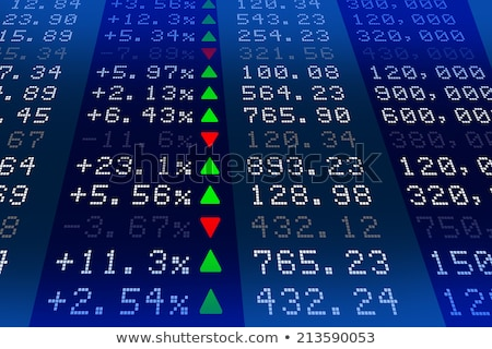 Street Stock Market Advice Stock photo © Lightsource