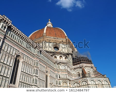 florence cathedral duomo di firenze tuscany italy stock photo © bertl123