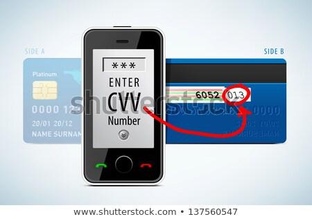 yen · pénz · telefon · illusztráció · mobil · mobiltelefon - stock fotó © m_pavlov