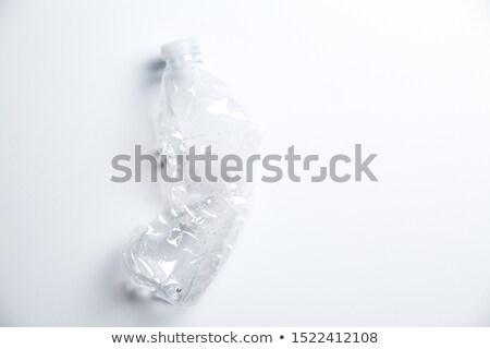 smashed plastic bottle Stock photo © nito