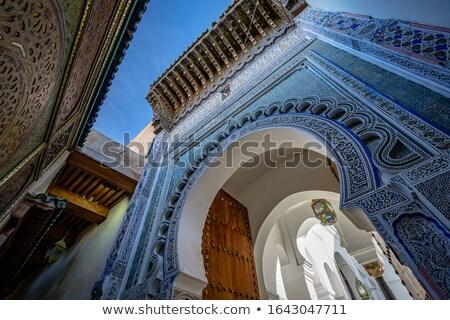 Moulay Idriss Stock photo © Hofmeester