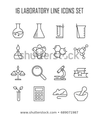laboratory beaker  Stock photo © jayfish