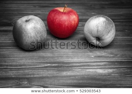 Aynı kavramlar elma çok yeşil meyve Stok fotoğraf © Mikko