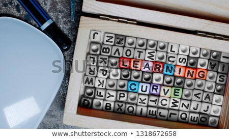 Development Background - Grunge Wordcloud Concept. Stock photo © tashatuvango