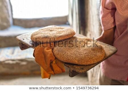 Moroccan Bread Stock photo © kentoh
