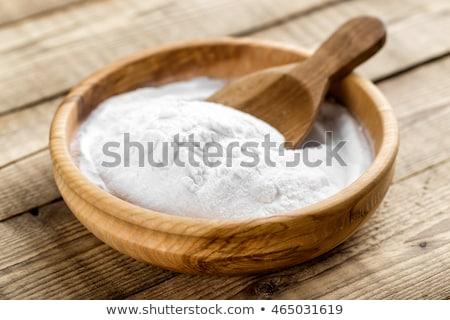soda · sódio · madeira · branco - foto stock © mady70