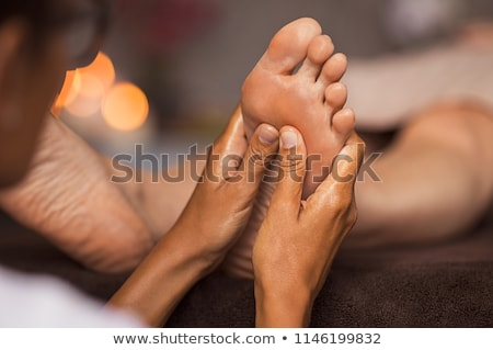 reflexology Stock photo © adrenalina