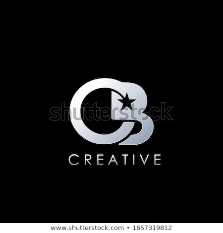Vector graphic creative line alphabet symbol / Letter G Stock photo © feabornset