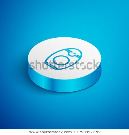 Blauw · shampoo · fles · lichaam · ontwerp · gezondheid - stockfoto © tetkoren