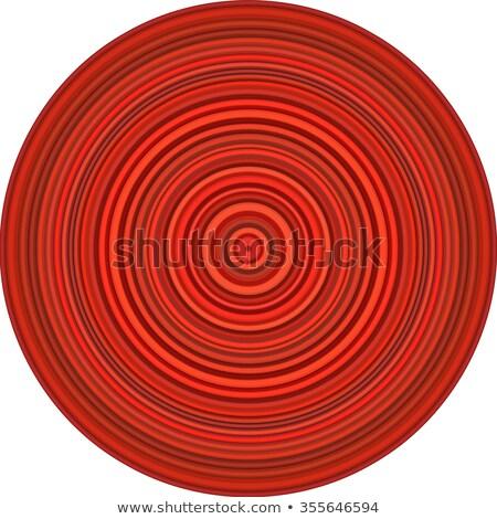 Concentrico tubi multipla rosso Foto d'archivio © Melvin07