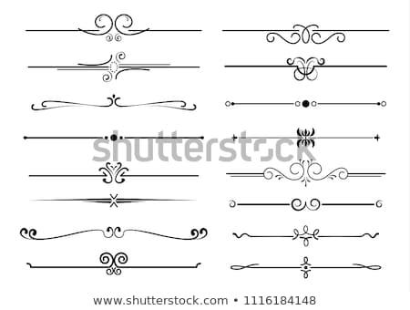 ayarlamak · vektör · web · tasarım · iş · duvar · dizayn - stok fotoğraf © barbaliss