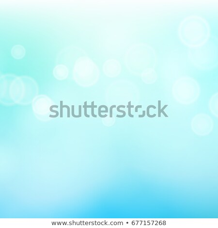 Abstract Summer Sea Nature Background Vector. Blurred Warm Bokeh Background. De Focused Lights. Stock photo © pikepicture