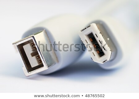 Firewire cable Stock photo © devon