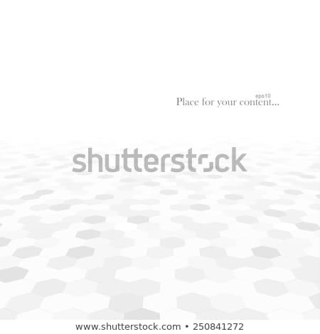 white copyspace vector illustration eps10 stock photo © expressvectors