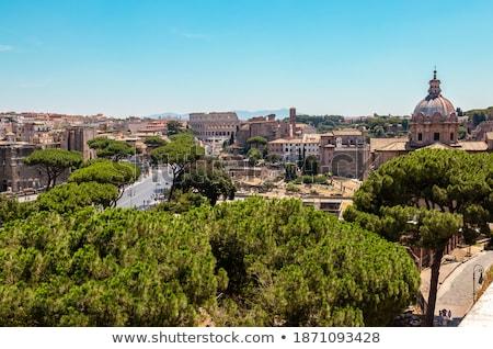 старые · город · Рим · день · время · Италия - Сток-фото © givaga