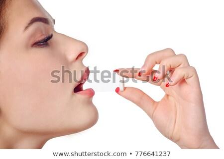 pillen · lepel · drug · spuit · business · partij - stockfoto © dolgachov