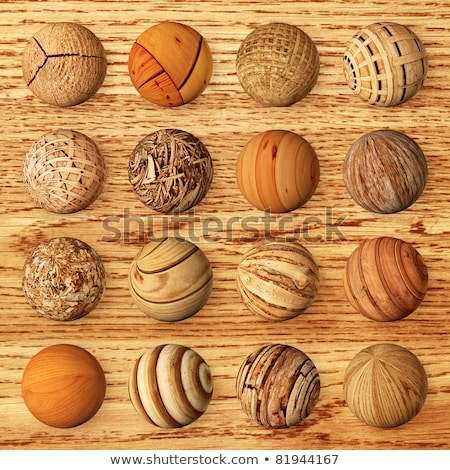 collection of knotty wood textures Stock photo © taviphoto