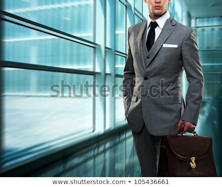 Elegant banker Stock photo © pressmaster
