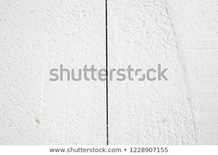Ev duvar yalıtım plaka işçi Stok fotoğraf © simazoran