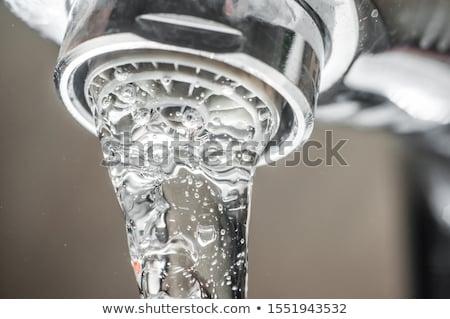 воды · белый · чистой · химического · загрязнения · тесные - Сток-фото © foka