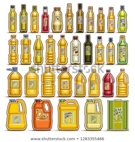 food oil can Stock photo © devon