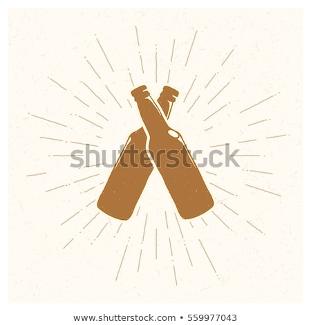 Stock photo: Cocktail Glass Collection - Wheat Beer