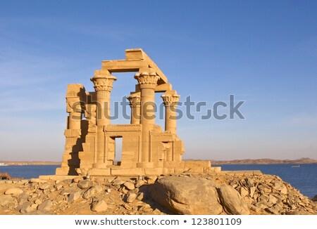Temple of Kalabsha (Egypt) Stock photo © frank11