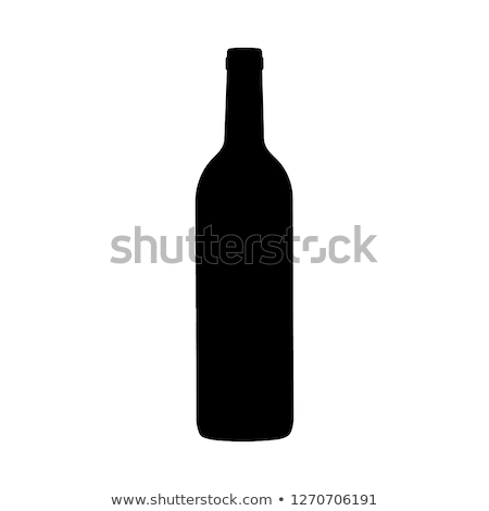 a bottle of red martini stock photo © ozaiachin