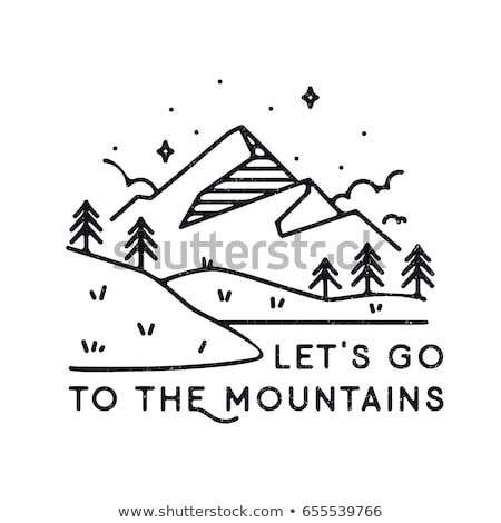 Lets go hiking. Stock photo © photography33