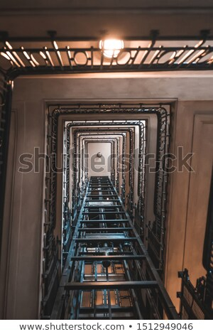 Old Hallway in Buenos Aires Stock photo © jkraft5